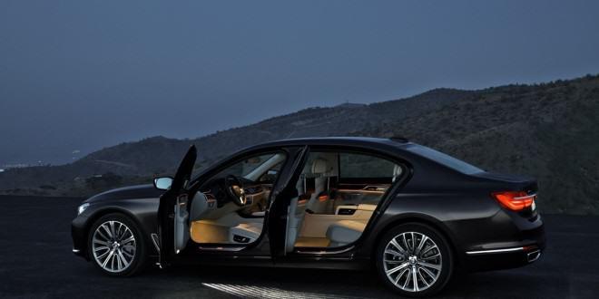 Абсолютно новый 2016 BMW 7-Series