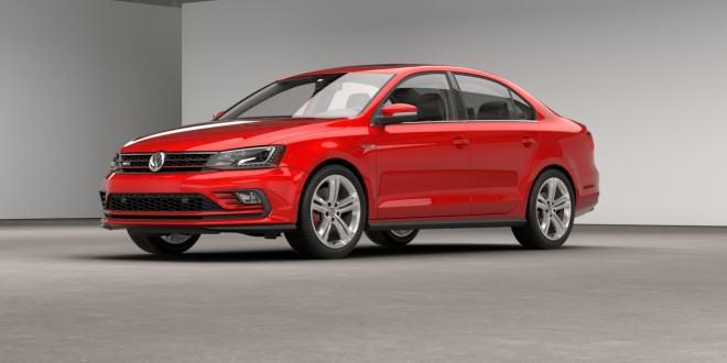 2016 Volkswagen Jetta GLI новый компактный седан