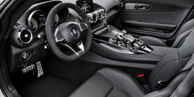 Тюнинг от BRABUS Mercedes-AMG GT S 600 л.с.