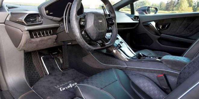 Тюнинг проект от MANSORY TOROFEO Lamborghini Huracan