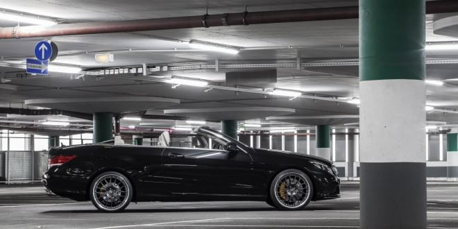 Тюнинг проект Vath Mercedes-Benz E500 Cabriolet