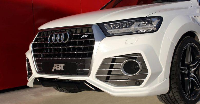Тюнинг ABT QS7 Audi Q7