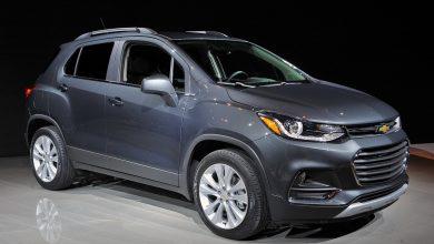 Photo of Новый 2017 Chevrolet Trax стал более современным