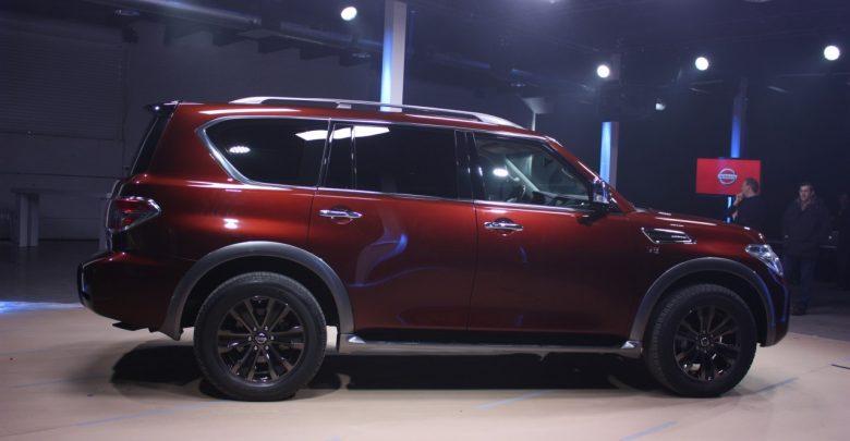2017 Nissan Armada представлен на Чикагском автосалоне