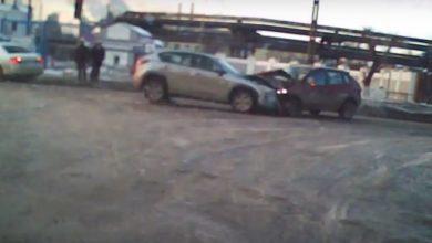 Photo of Авария двух кроссоверов