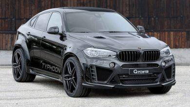Photo of Тюнинг G-POWER BMW X6 M TYPHOON