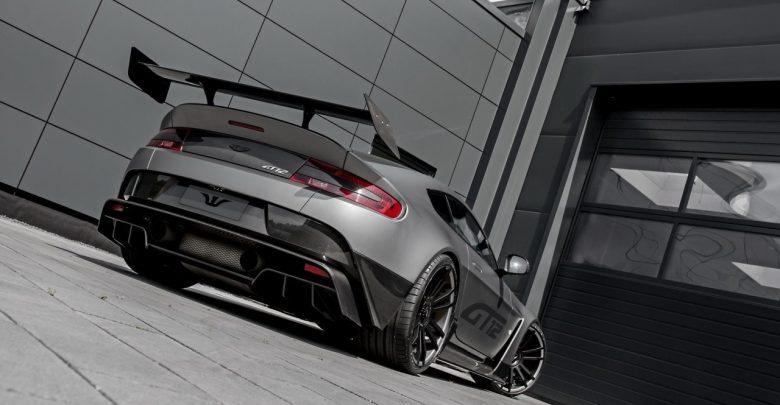 "Тюнинг Wheelsandmore Aston Martin Vantage GT12 ""VIP Edition"""