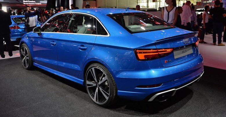 2018 Audi RS3 седан стал более мощным