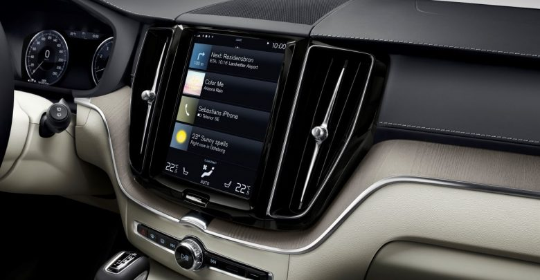 2018 Volvo XC60 кроссовер нового поколения