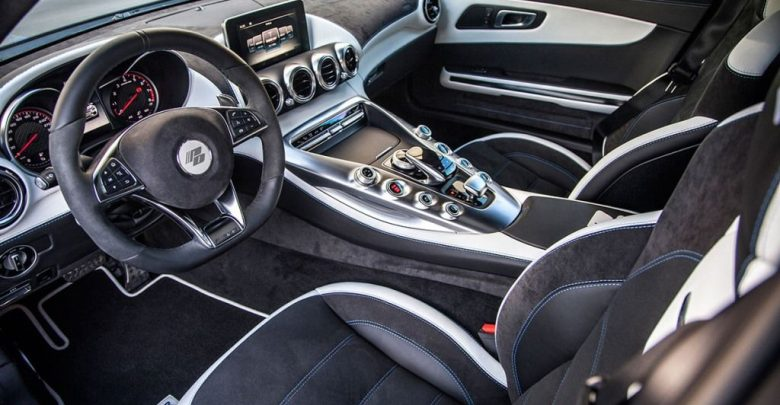 Prior Design Mercedes-Benz S-Class Coupe немецкий тюнинг