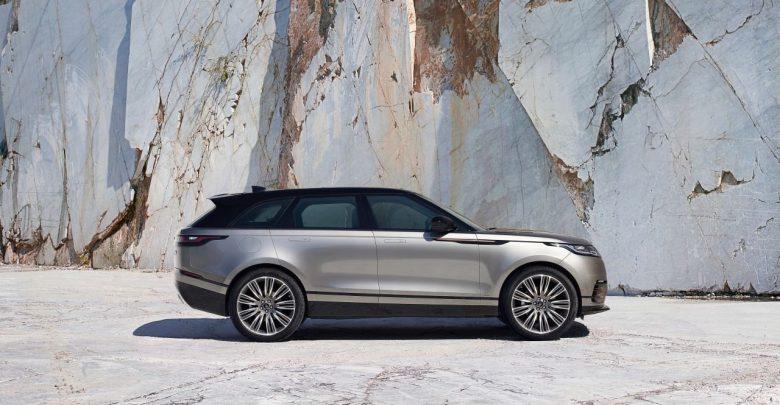Range Rover Velar 2018 новый кроссовер