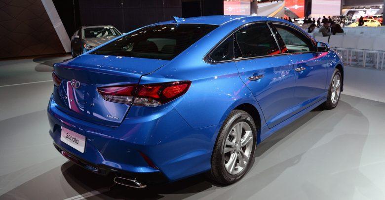 2018 Hyundai Sonata представлен в Нью-Йорке