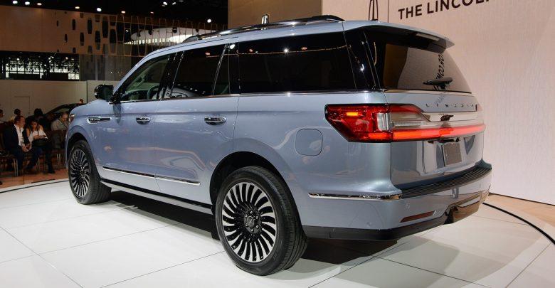2018 Lincoln Navigator дебютировал в Нью-Йорке