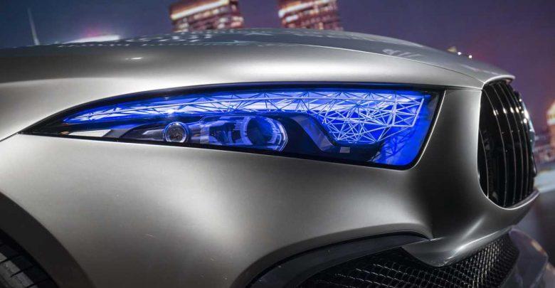 Mercedes-Benz Concept A Sedan дебют в Шанхае