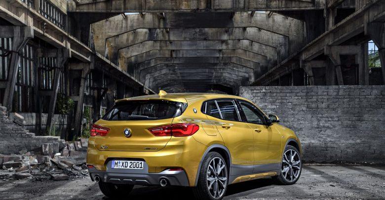 2018 BMW X2 официально представлен