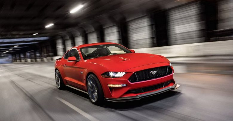2018 Ford Mustang GT Performance Pack Level 2 новый пакет мощности