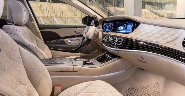 2018 Mercedes-Benz S-Class представлен в Шанхае