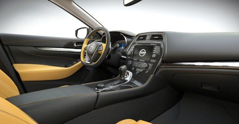 2018 Nissan Maxima обновлённая версия