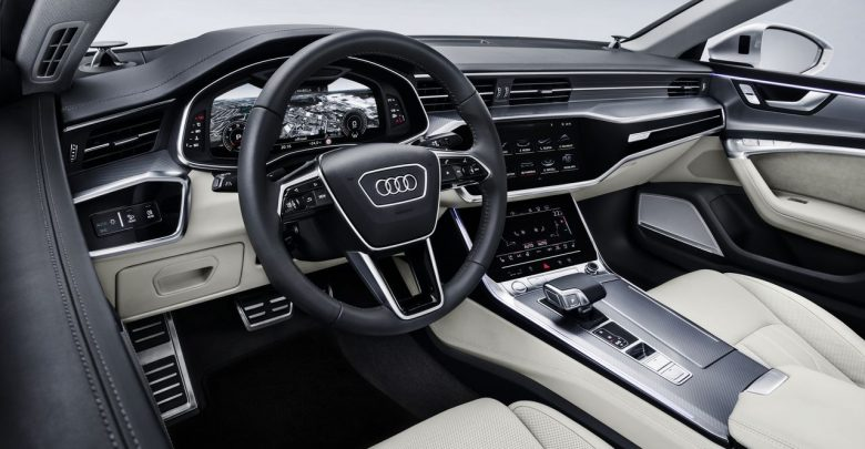 2019 Audi A7 представлен в Германии