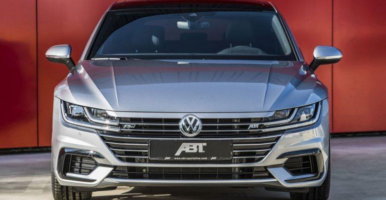 ABT VW Arteon арт тюнинг по немецки