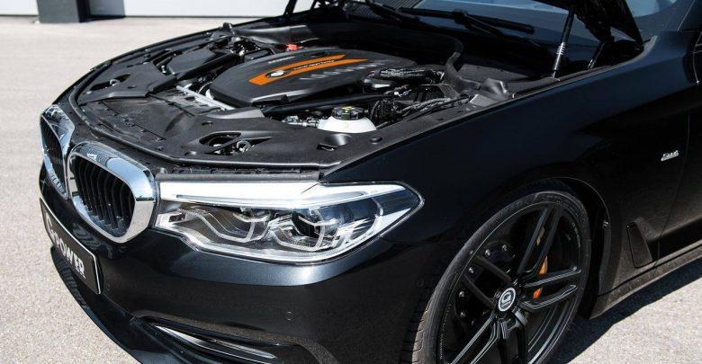 Тюнинг 2018 BMW 5-Series от G-Power