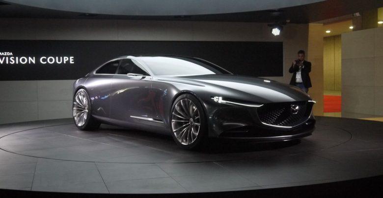 Mazda Vision Coupe дизайн нового поколения