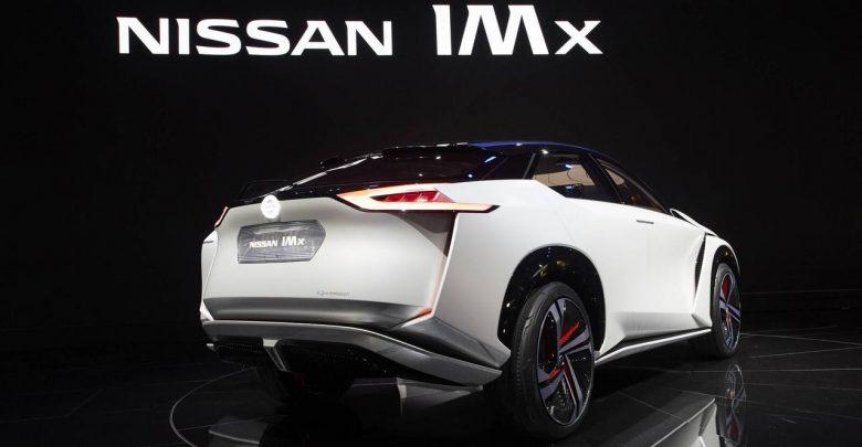 Nissan IMx concept дебют в Токио