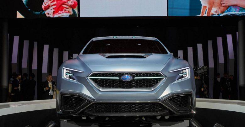 Subaru VIZIV Performance Concept дебют в Токио