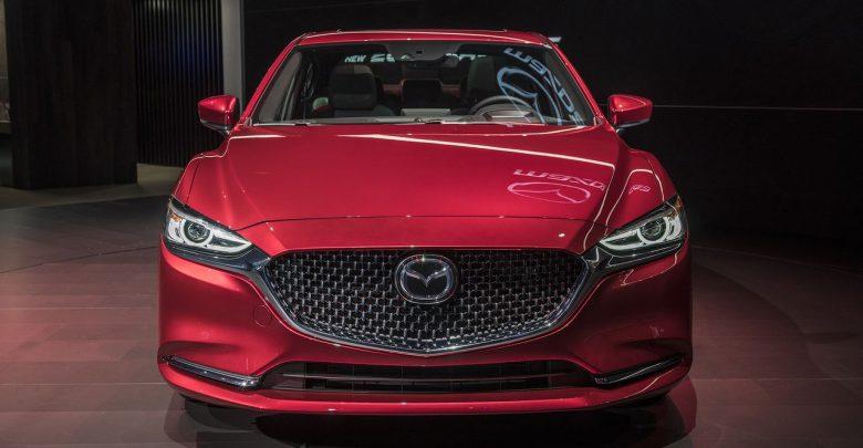 2018 Mazda 6 что нового