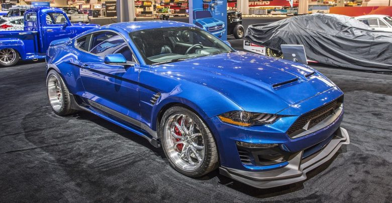 2018 Ford Shelby Mustang GT500 Super Snake 1000 л.с. возрождение легенды