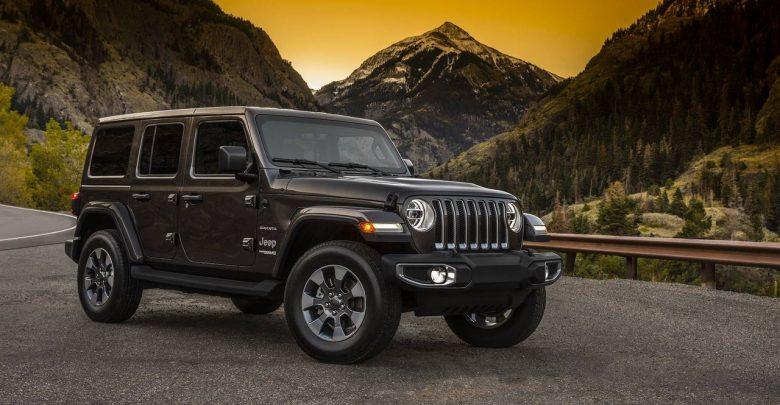 2018 Jeep Wrangler первый взгляд на новый дизайн