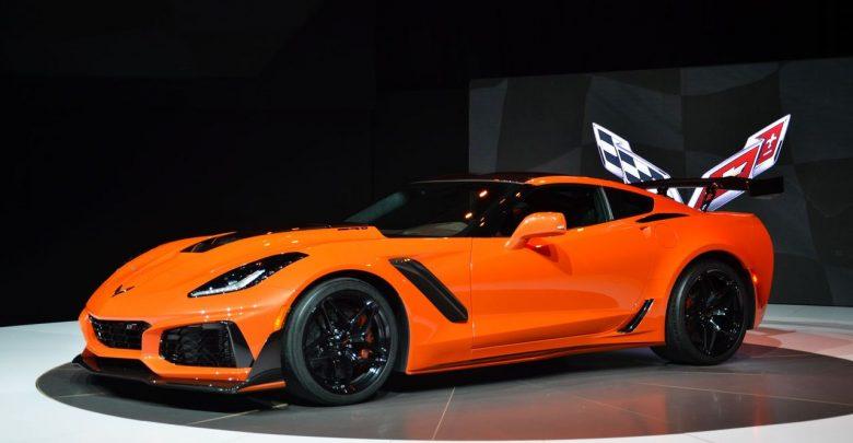 2019 Chevrolet Corvette ZR1 самый быстрый Корвет в истории