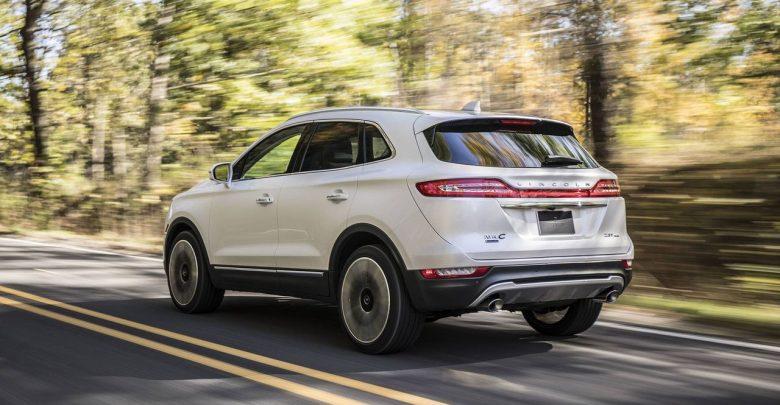 2019 Lincoln MKC получил незначительные обновления