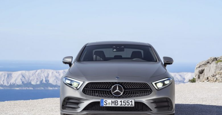 2019 Mercedes-Benz CLS третье поколение культового седана