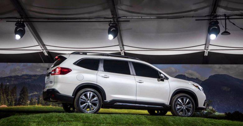 2019 Subaru Ascent отличный семейный внедорожник