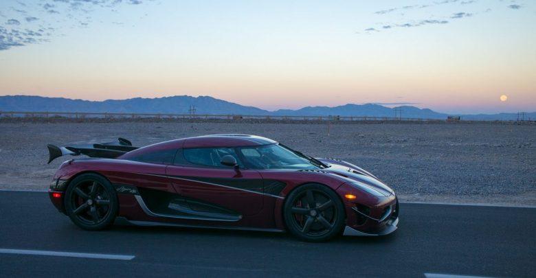 Официально Koenigsegg Agera RS самый быстрый серийный автомобиль 447 км/ч