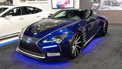 Photo of 2018 Lexus LC 500 Black Panther