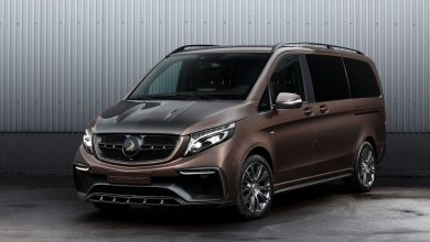 Photo of Тюнинг Mercedes-Benz V-Class Inferno от TopCar