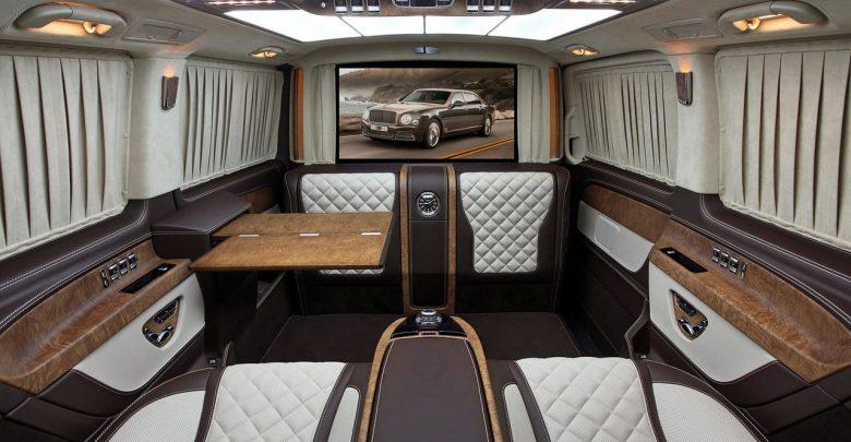 Тюнинг Mercedes-Benz V-Class Inferno от TopCar