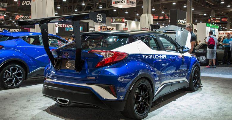 Toyota C-HR R-Tuned 600 л.с. миф или реальность