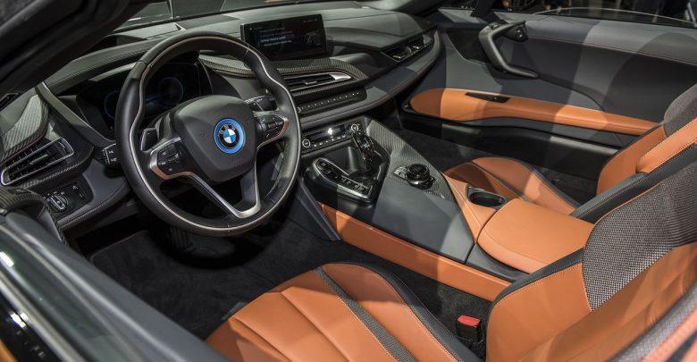 2019 BMW i8 Roadster полное ощущение свободы