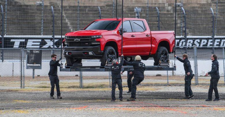 2019 Chevrolet Silverado представлен в Техасе с пакетом Trail Boss