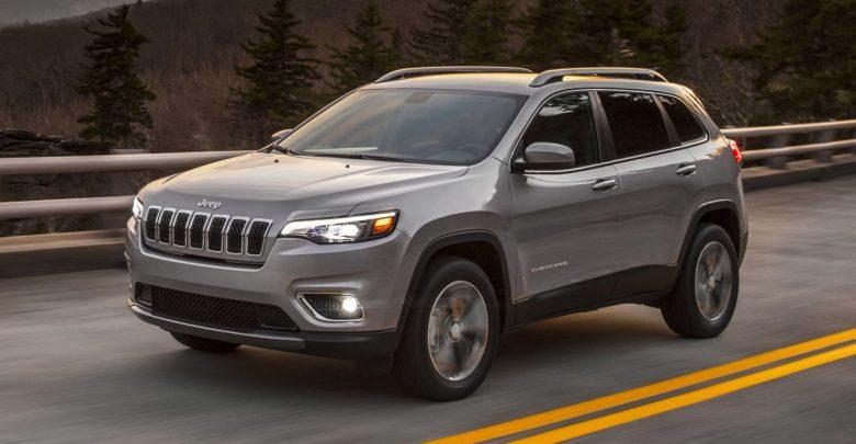 2019 Jeep Cherokee первый взгляд на обновлённую версию