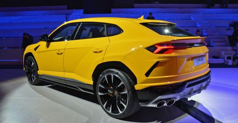 2019 Lamborghini Urus самый быстрый внедорожник уже скоро
