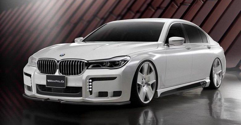 Wald BMW 7 Series Black Bison роскошь в тюнинге