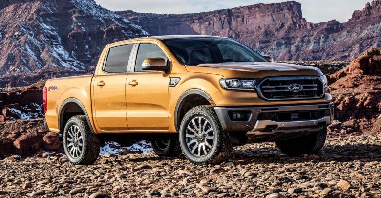 2019 Ford Ranger открывает новые возможности