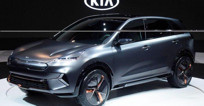 2019 Kia Niro EV представлен в виде концепта на CES 2018