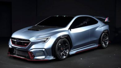 Photo of Subaru VIZIV Performance STI Concept это будущий WRX STI?