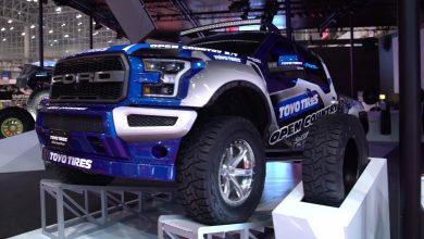 Photo of Pandem Ford F-150 Raptor представлен на тюнинг-шоу в Токио