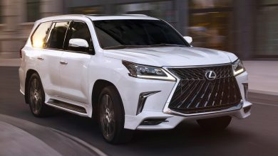 Photo of 2020 Lexus LX 570 Sport стильный пакет